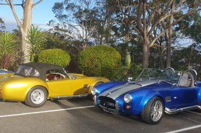Chunky & Ken's cars